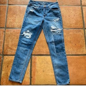 American Eagle Distressed Jeans | 0